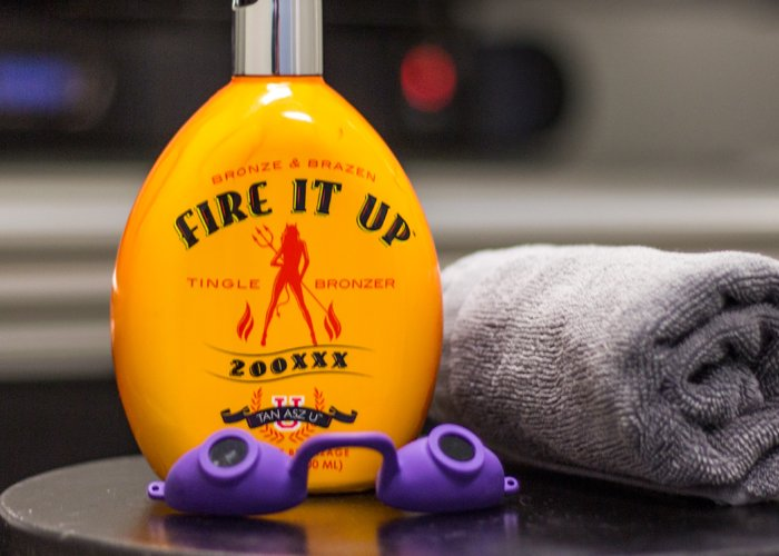 Folsom Tanning Product - Fire It Up